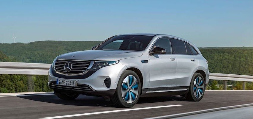 2020 Mercedes-Benz EQC coming soon to Mercedes-Benz of Alexandria