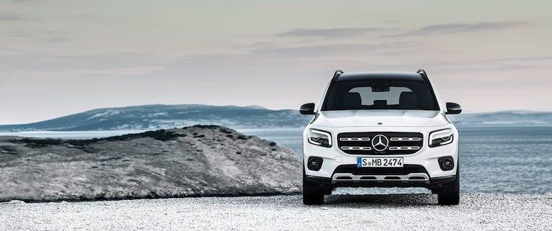 2020 Mercedes-Benz GLB coming soon to Mercedes-Benz of Alexandria