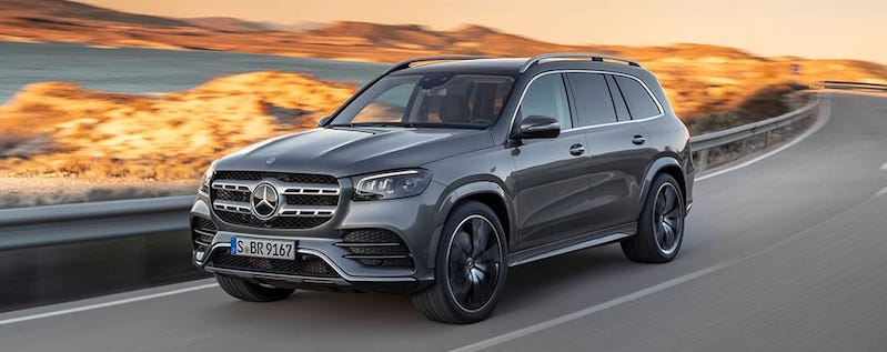 2020 Mercedes-Benz GLS coming soon to Mercedes-Benz of Alexandria