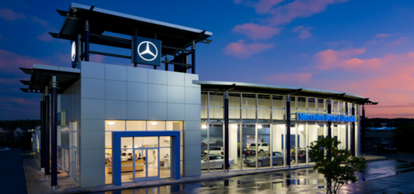 Mercedes-Benz of Alexandria exterior