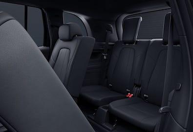 2020 Mercedes-Benz GLB seating
