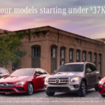 Mercedes-Benz models under $37k