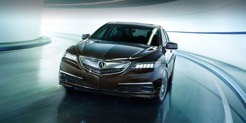2016 Acura TLX 2.4L Engine