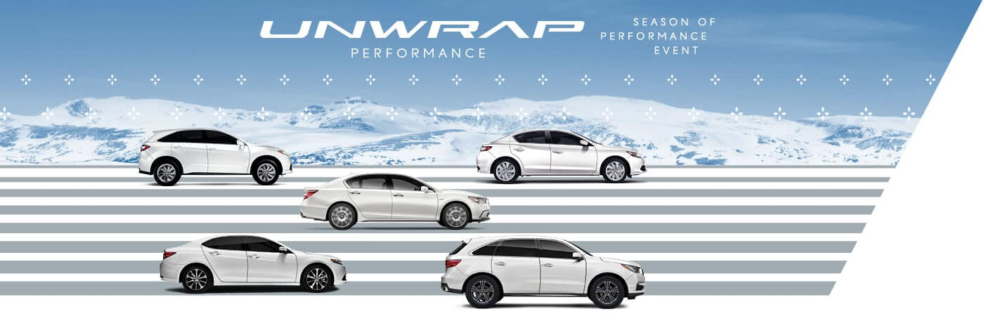 Michigan Acura Season of Performance Sales Event