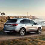 Acura MDX GPS Linked Cilmate Control