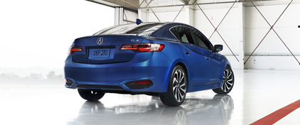 2017 Acura ILX ACE Body Structure