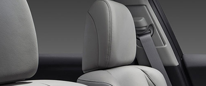 2017 Acura ILX Active Seat Belts