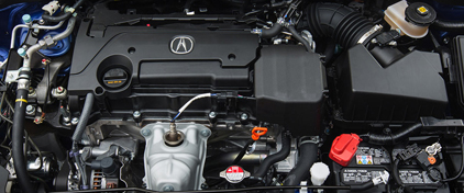 2017 Acura ILX Engine