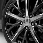2017 Acura ILX Wheels
