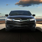 2017 Acura ILX Exterior Front Location