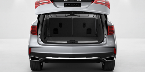 2017 Acura MDX Power Liftgate