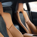 2017 Acura NSX Interior Milano Leather Seats