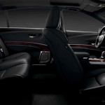 2017 Acura RLX Interior Seating