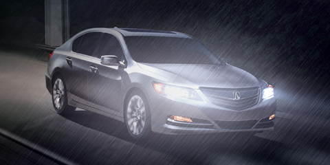 2017 Acura RLX Vehicle Stability Assist