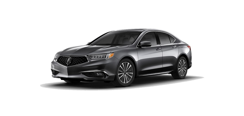 2018 Acura TLX All-Wheel Drive