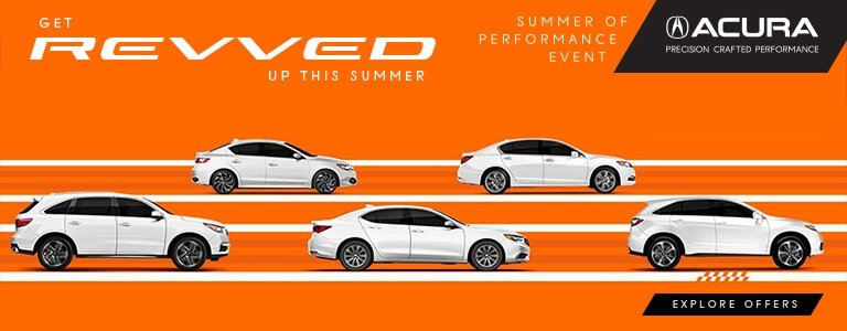 Michigan Acura Summer of Performance Event