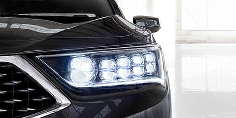 2018 Acura RLX Jewel Eye LED Headlights