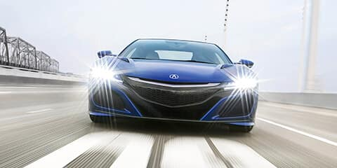 2018 Acura NSX 9-Speed DCT