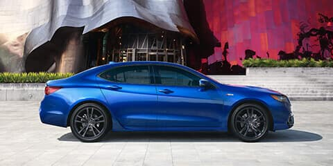 2019 Acura TLX A-Spec Package