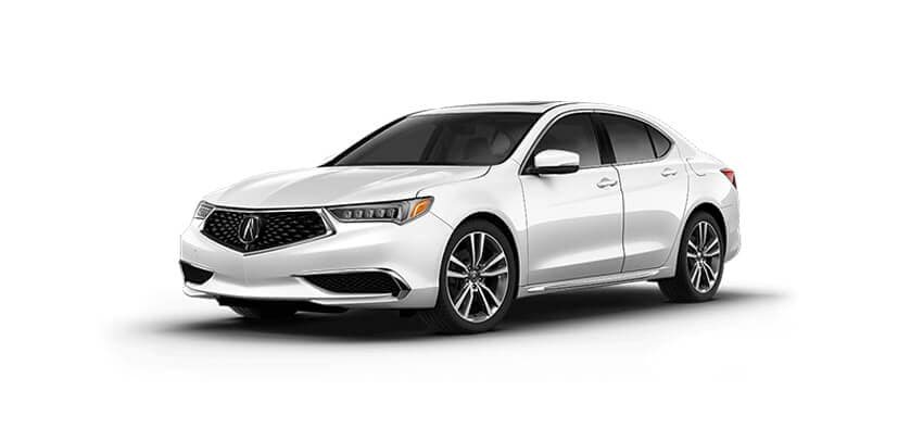 2019 Acura TLX Super Handling All-Wheel Drive