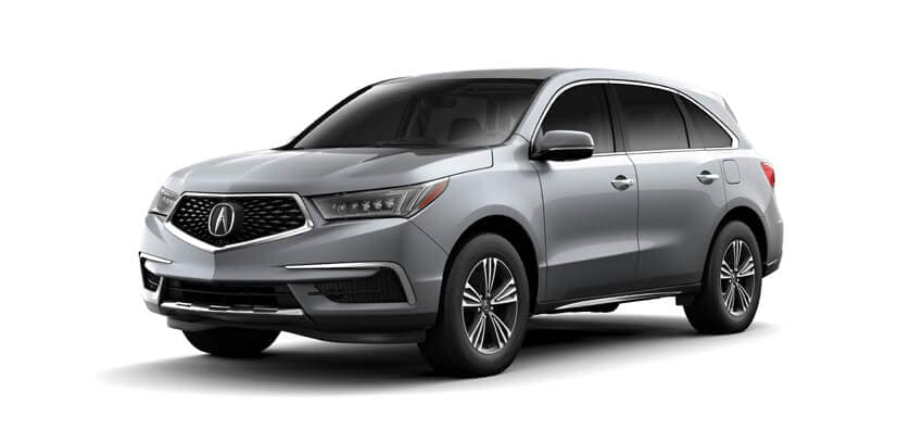 2019 Acura MDX Super Handling All-Wheel Drive