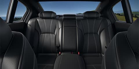 2019 Acura RLX Exceptional Legroom