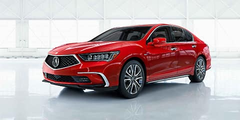 2019 Acura RLX Variable Cylinder Management