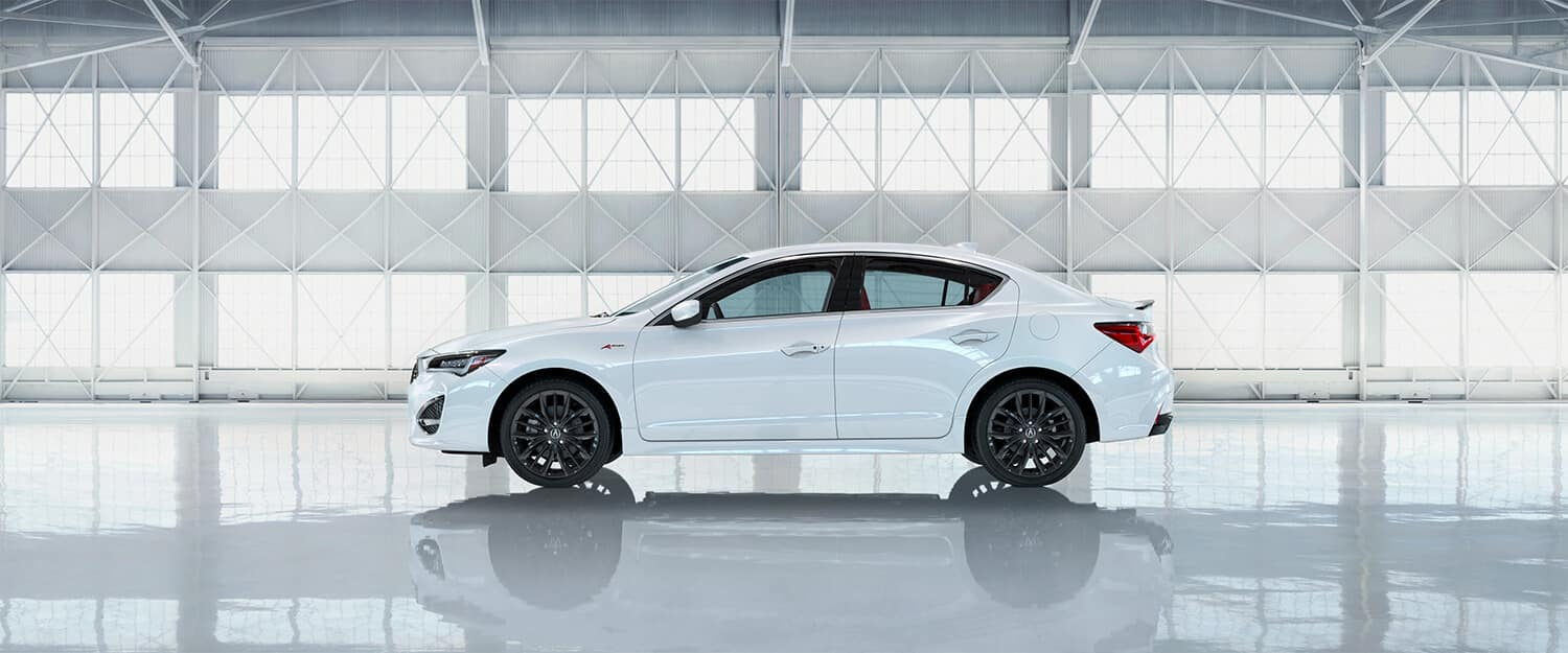 2019 Acura ILX Exterior Side Profile Warehouse