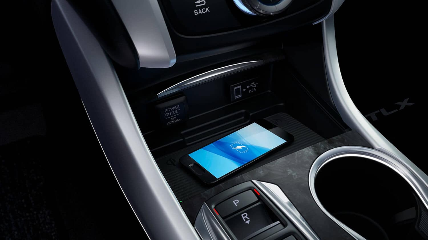 2020 Acura TLX Interior Wireless Charger