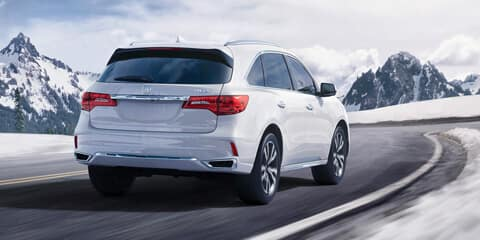 2020 Acura MDX Super Handling All-Wheel Drive