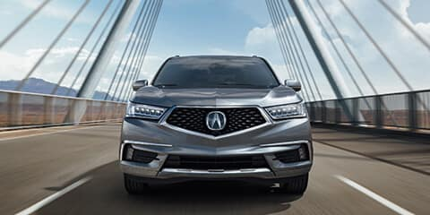 2020 Acura MDX Suspension System