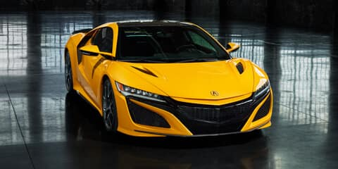 2020 Acura NSX A New Shade of Intensity