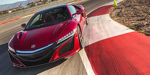 2020 Acura NSX Perfected on the Track