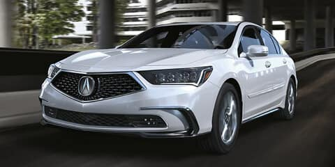 2020 Acura RLX 3.5-Liter Engine