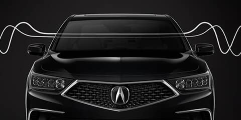 2020 Acura RLX Acoustic Glass