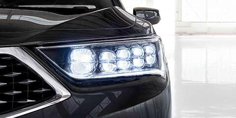 2020 Acura RLX Jewel Eye LED Headlights