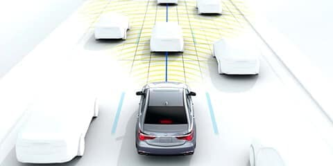 2020 Acura RLX Traffic Jam Assist