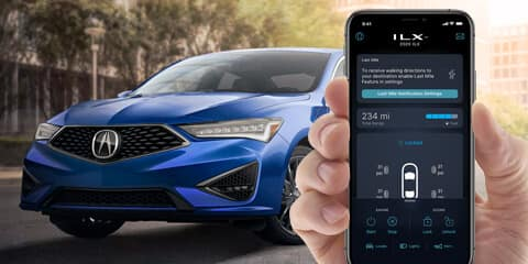 2020 Acura ILX AcuraLink Connected Services