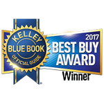 2017 Kelley Blue Book Best Buy