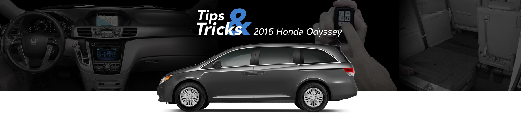 Honda Odyssey Tips And Tricks