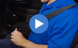 2017 Honda HR-V Seat Belt Automatic Tension