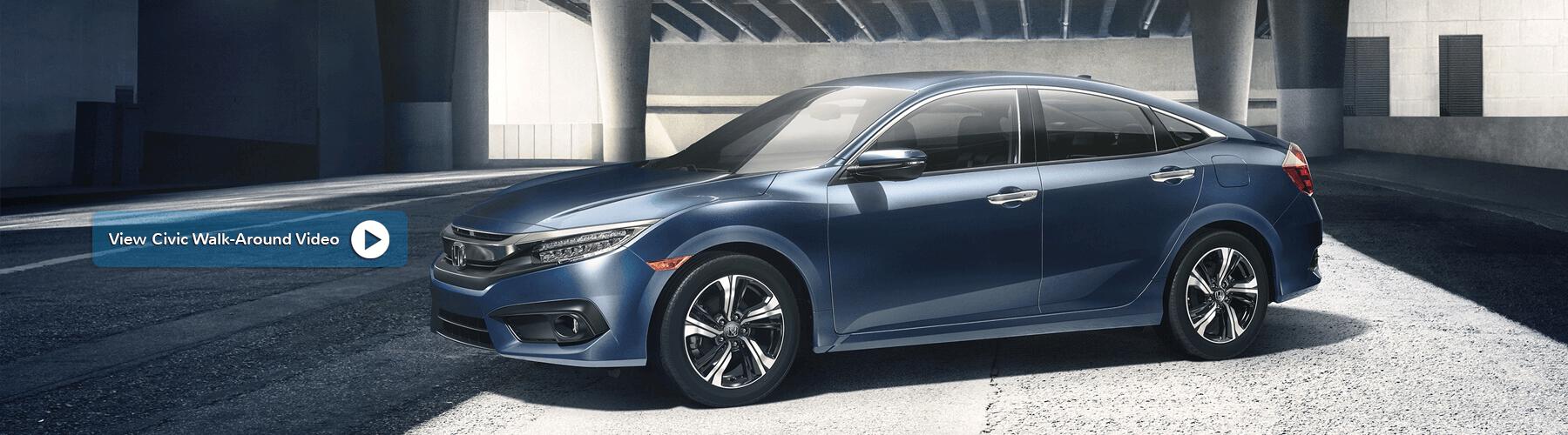 2017 Honda Civic Sedan Banner