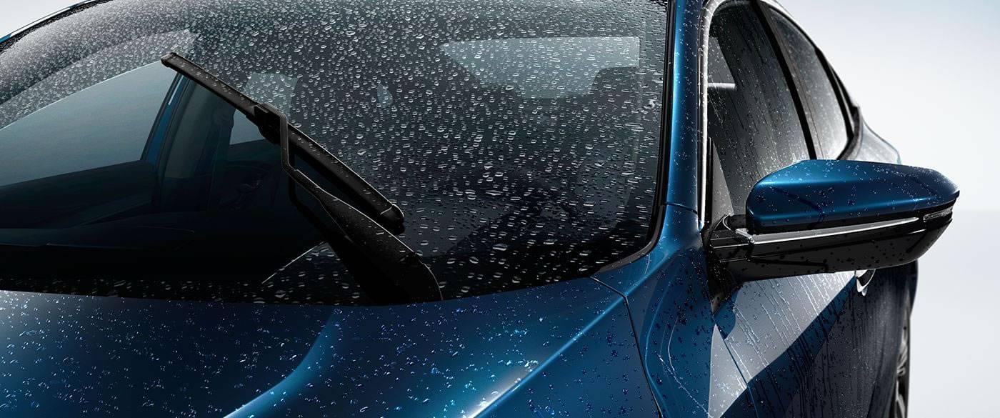 2017 Honda Civic Rain Sensing Windshield Wipers