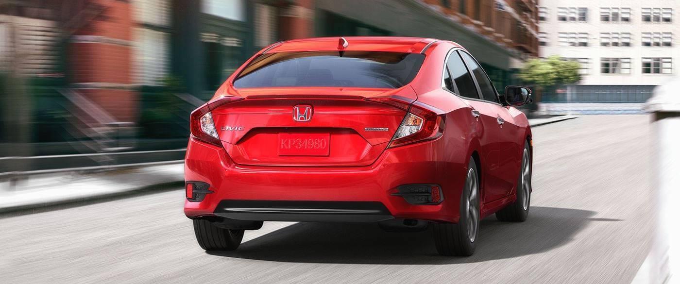 Honda Civic Brake Assist