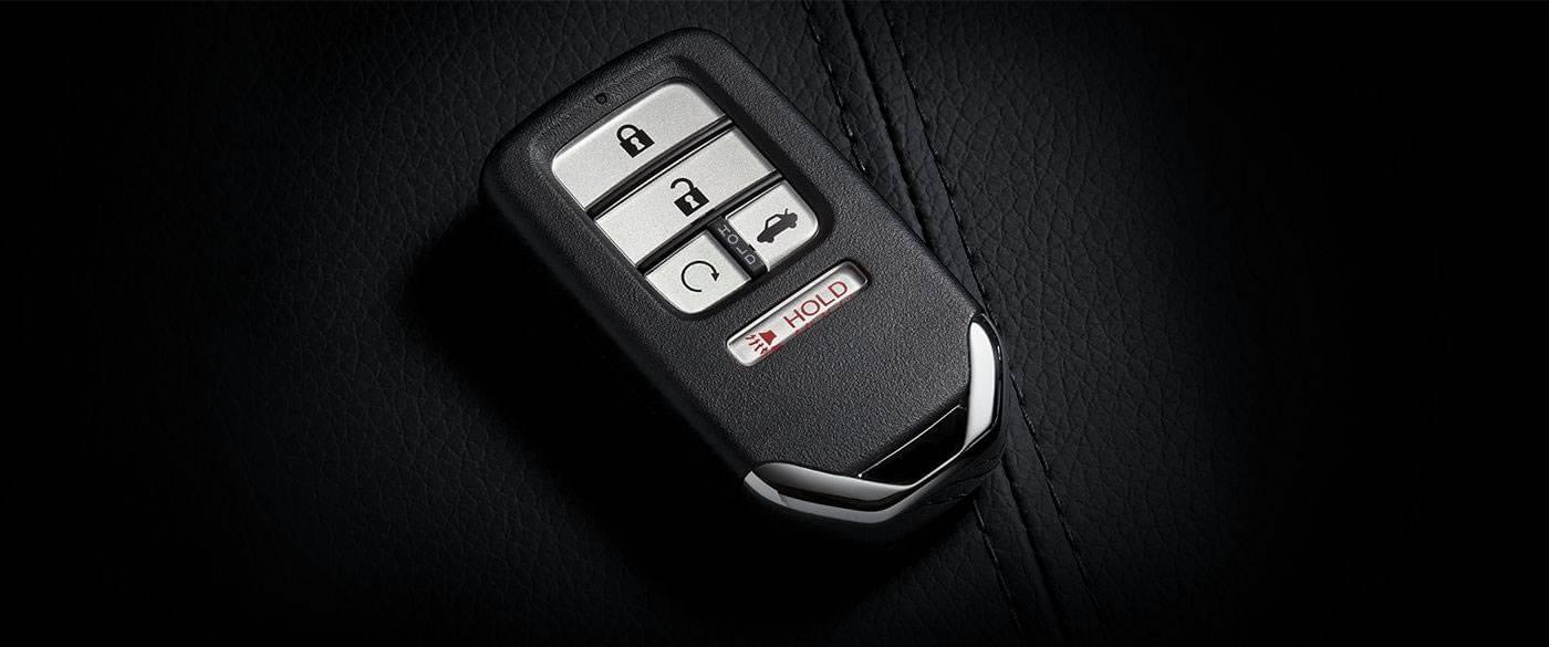 Honda Civic Remote Start