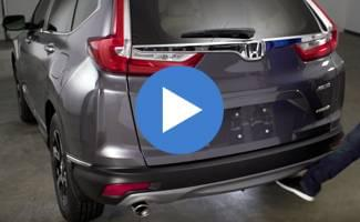 2017 Honda CR-V Hands-Free Power Tailgate