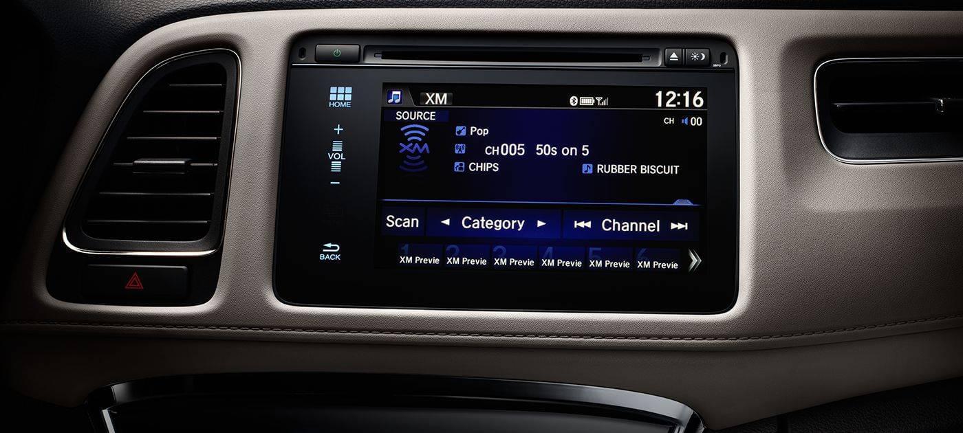 2017 Honda HR-V Touchscreen