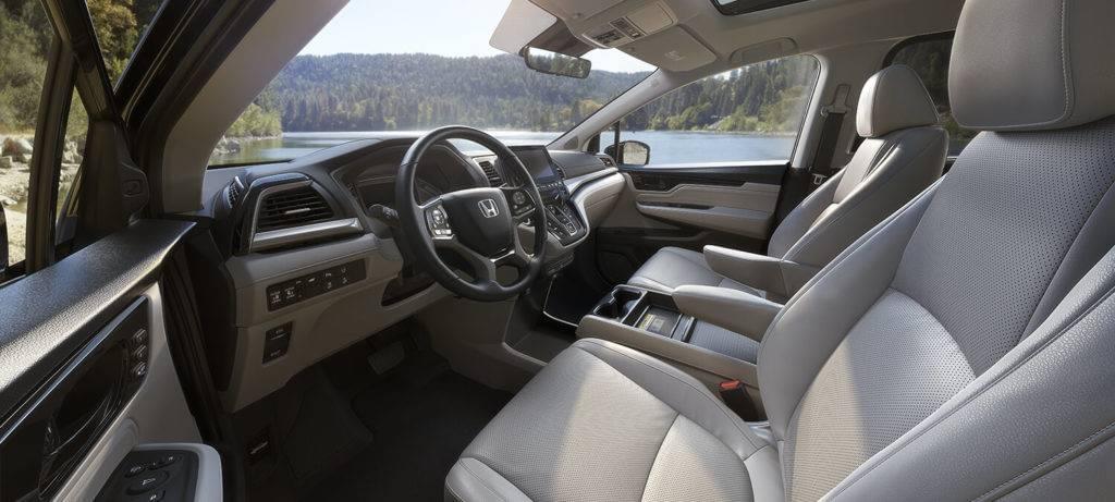 2018 Honda Odyssey Mid Michigan Honda Dealers