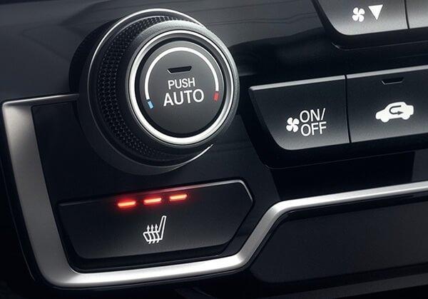 Push-Button Start Technology Feature