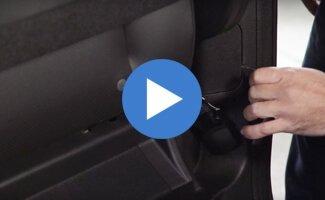 2017 Honda Ridgeline Manual Override Gas Cap